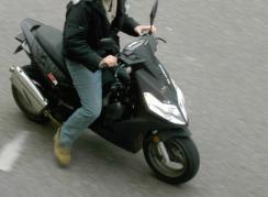 Scooterdieven actief in de Beverwaard