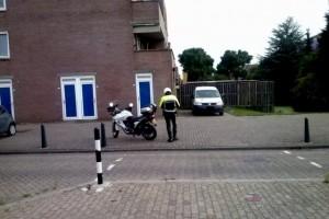 Parkeerboete voor foutparkeren