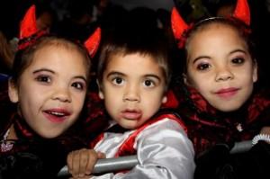 Halloweenfeest 2013