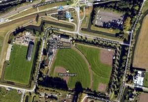 Locatie Beverwaard voormalig HSV Sparta/Feijenoord