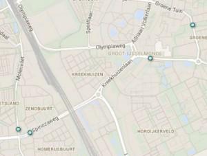 Dodelijke slachtoffers IJsselmonde 2006-2012