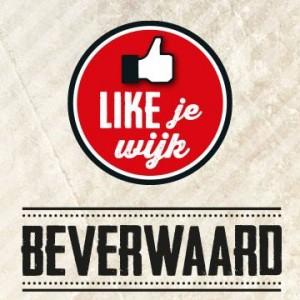 Like je Wijk facebook Beverwaard Magazine logo