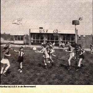 USV Korfbal in Beverwaard