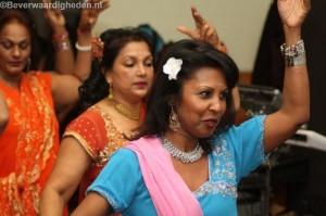 Sti Rangila, Diwali feest