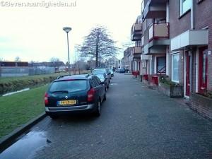Foutparkeerders Oude Watering