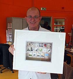 Meester Henk viert 40 jarige jubileum