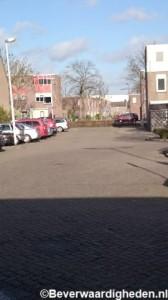 Oude in en -uitrit Keverborgstraat