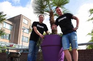 Wesley Fok en Ronald Schouten zijn tevreden