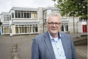 Tom Kros, directeur azc- school Beverwaard