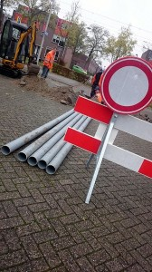 Werkzaamheden Keverborgstraat