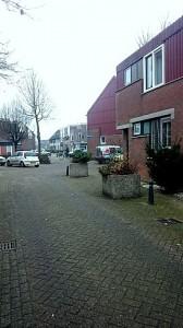Huidige situatie Terwormstraat