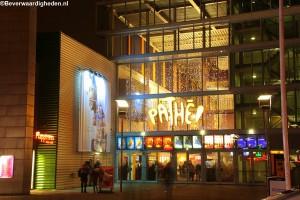 Best bezochte bioscoop is path de kuip in rotterdam for Bioscoop pathe rotterdam